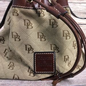 Dooney & Bourke Bags - Dooney & Bourke Bucket Drawstring Purse DB